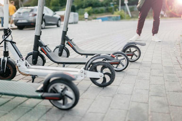 patinete eléctrico madrid