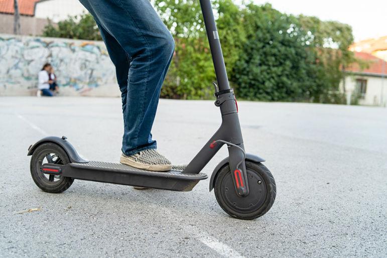 quien puede circular con patinete eléctrico madrid