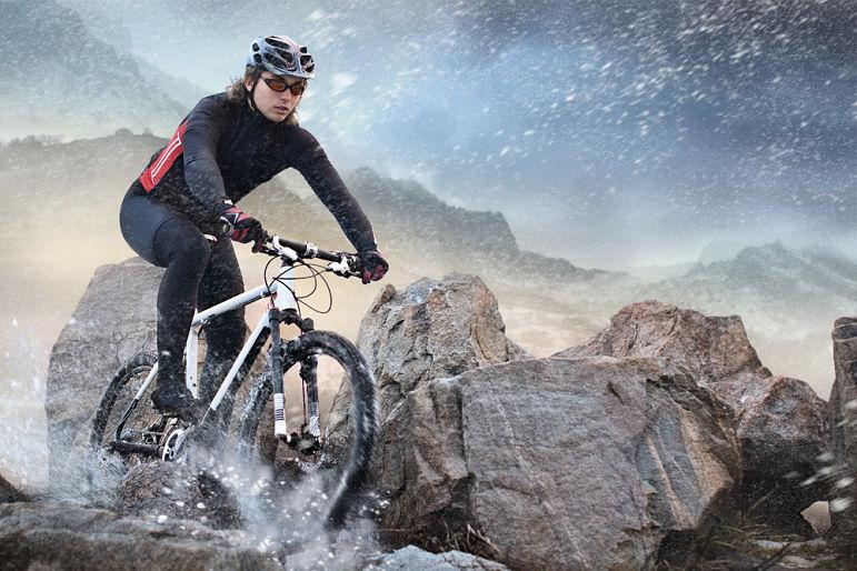 apps rutas bici de montaña