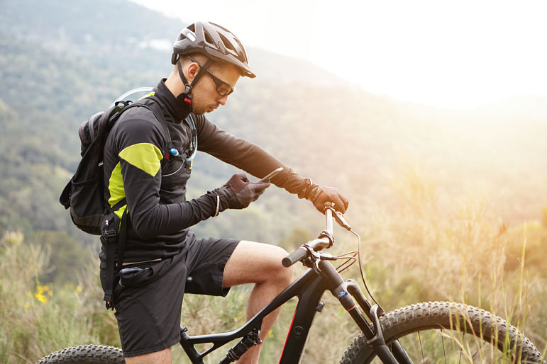 apps rutas en bici