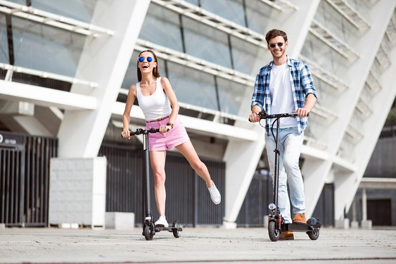 quien puede circular patinete eléctrico barcelona