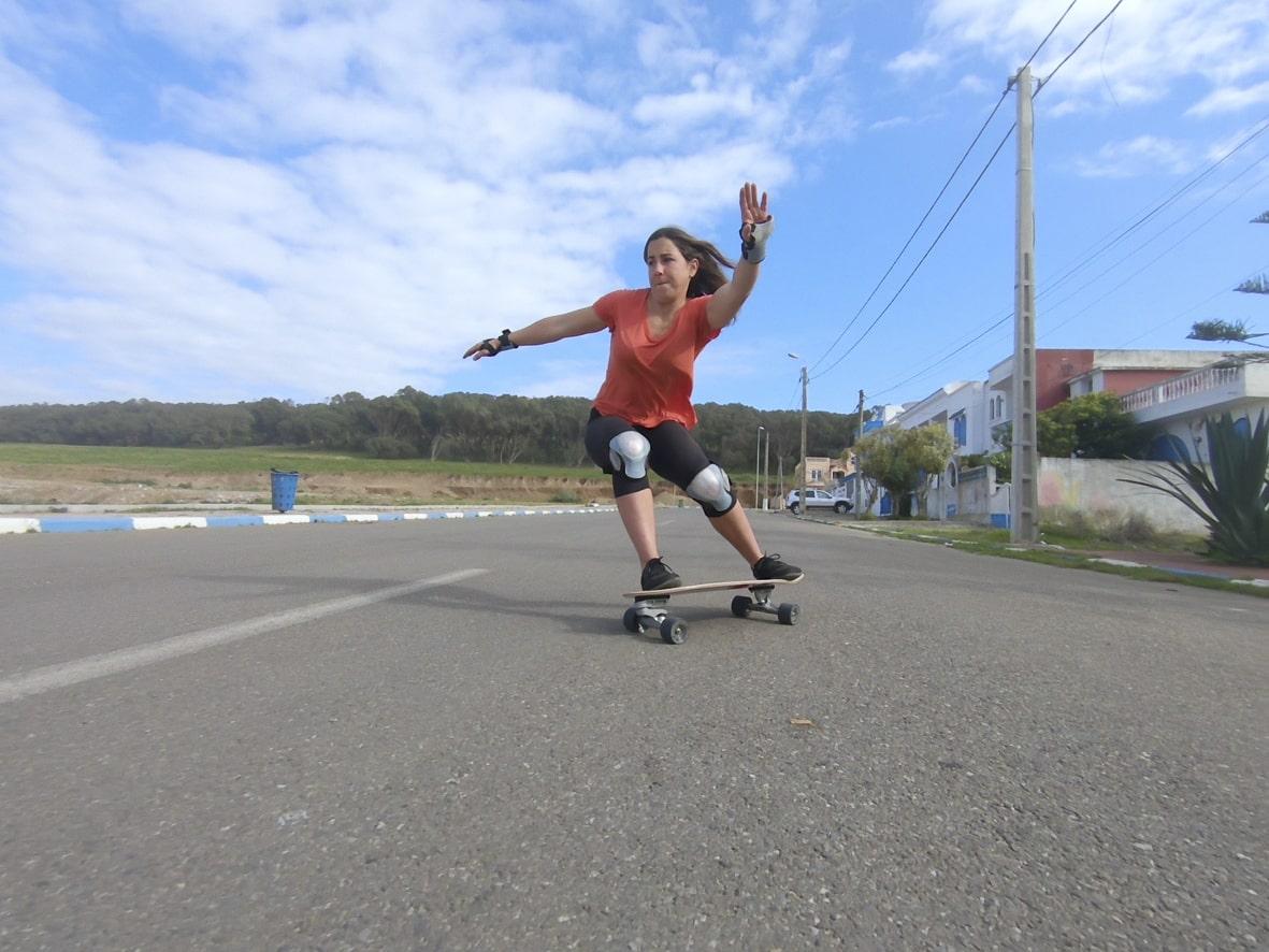 Entrevista a Alma Skater