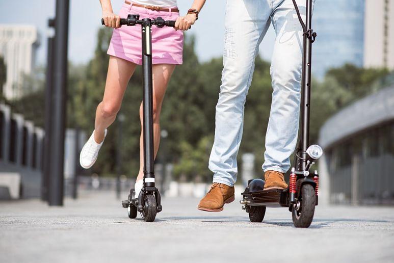 La normativa de patinete eléctrico en Benidorm y Alicante